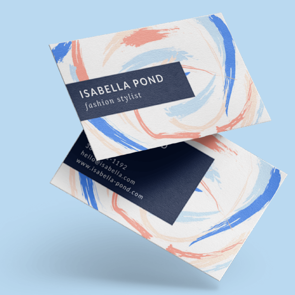 Business Cards Economy