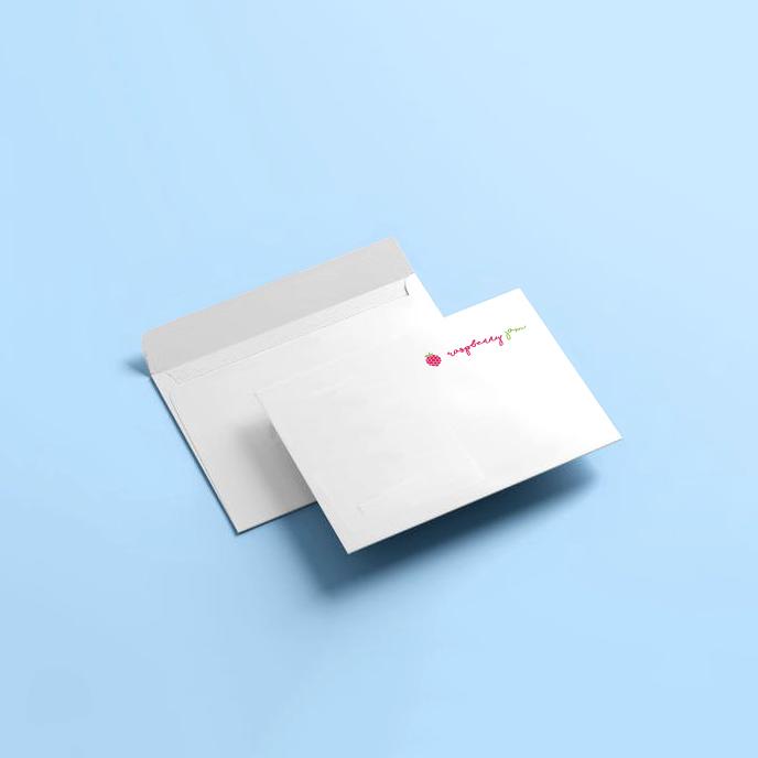 11B Envelopes - 90 x 145mm