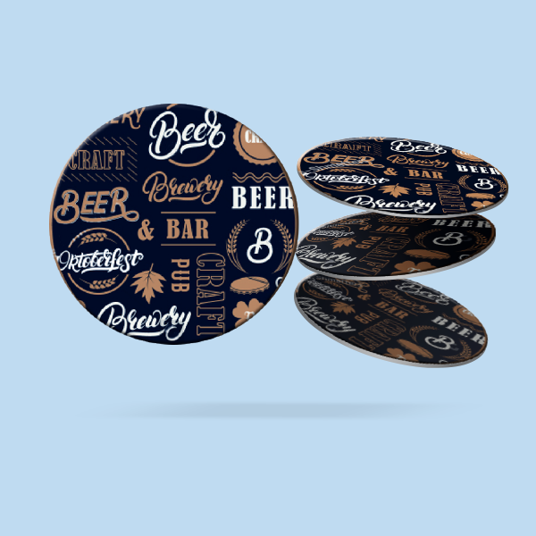 Circular Coasters