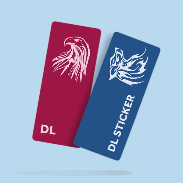 DL Stickers