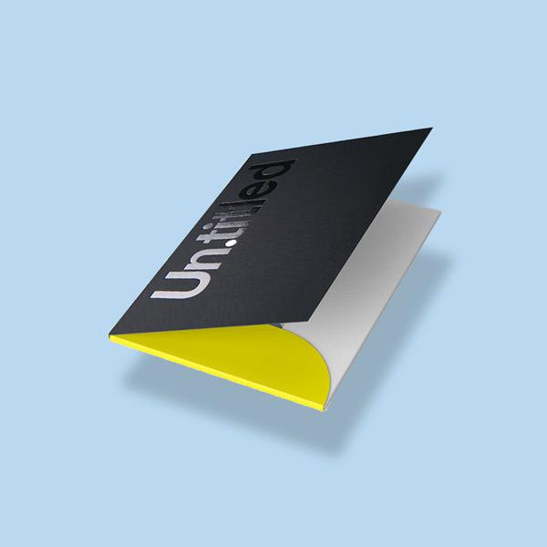 A5 & DL Presentation Folders